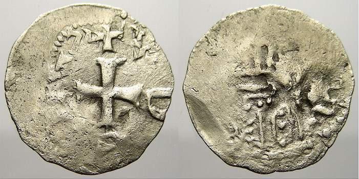 Denar 1051-1069 Frankreich-Toul, Bistum Udo 1051-1069. Kl. Prägeschwäche. Sehr schön