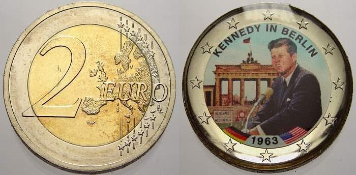 2 Euro 2013 Deutschland unzirkuliert