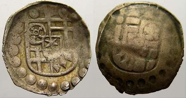 Einseitiger Heller 1509-1567 Hessen, Landgrafschaft Philipp der Großmütige 1509-1567. Min. Prägeschwäche, sehr schön