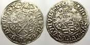 Zinsgroschen 1507-1525 Sachsen-Kurfürstentum Friedrich III., Johann und Georg 1507-1525. Selten. Min. Schrötlingsfehler am Rand,