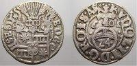 Schauenburg und Holstein 1/24 Taler (Groschen) Ernst III. 1601-1622.