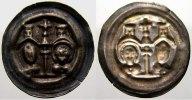 Magdeburg, Erzbistum Brakteat Wilbrand von Käfernburg 1235-1254.