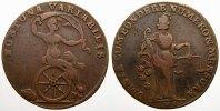 Harz-Münzmeisterpfennige Cu Rechenpfennig Johann Wilhelm Schlemm in Clausthal 1753-1780.