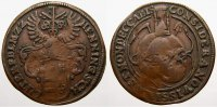 Harz-Münzmeisterpfennige Cu Rechenpfennig Hennig Schlüter in Zellerfeld 1625-1672.