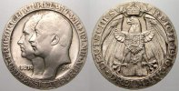 Preußen 3 Mark Wilhelm II. 1888-1918.