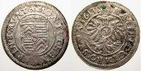 Hanau-Münzenberg 3 Kreuzer (Groschen) Katharina Belgica als Vormünderin 1612-1626.