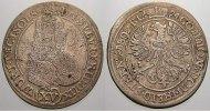 Schlesien-Württemberg-Öls 15 Kreuzer Sylvius Friedrich 1664-1697.