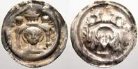 Magdeburg, Erzbistum Brakteat Ludolf von Kroppenstedt 1192-1205.