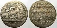 Brandenburg-Preußen 1/4 Taler Friedrich Wilhelm, der Große Kurfürst 1640-1688.