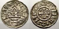 Regensburg, königliche Münzstätte Denar Heinrich IV. (II.) als König 1002-1009.
