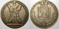 Braunschweig-Calenberg-Hannover Ausbeute 1/3 Taler Georg III. 1760-1820.