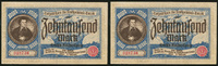 Die Deutschen Banknoten ab 1871 10.000 Mark Notgeldschein Danzig 1914-1939.