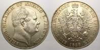Brandenburg-Preußen Taler Friedrich Wilhelm IV. 1840-1861.
