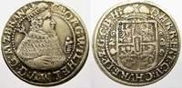 Brandenburg-Preußen Ort (1/4 Taler) Georg Wilhelm 1619-1640.