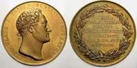 Russland Bronzemedaille Zar Nikolaus I. 1825-1855.