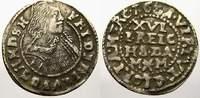 Schleswig-Holstein-Gottorp 1/16 Taler Friedrich III. 1616-1659.