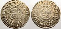 Barby, Grafschaft Groschen (1/24 Taler) Wolfgang II. 1586-1615.