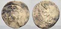Pfennig  1247-1256 Aachen Wilhelm von Holl...