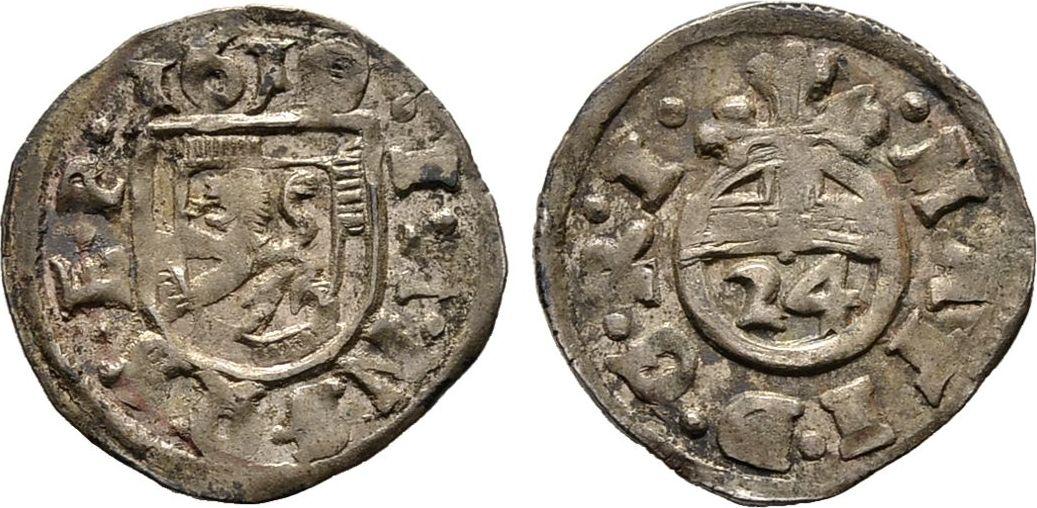 Kippergroschen 1619, Diverse Friedrich Ulrich, 1613-1634 Sehr schön