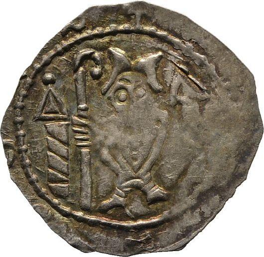 Brakteat. Diverse Hermann I. von Arbon, 1139-1166 Sehr schön