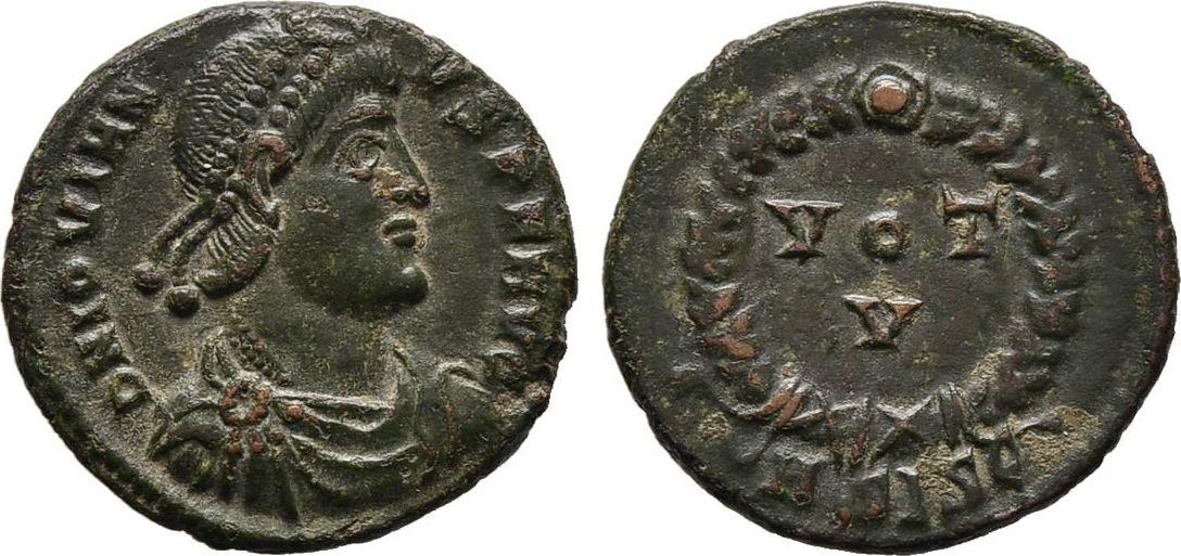 Centennionalis Kaiserliche Prägungen Iovianus, 363-364 Gutes sehr schön