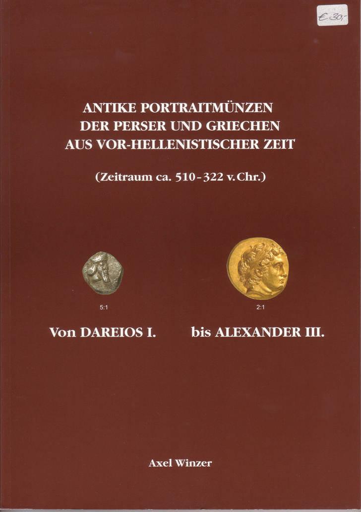 WINZER, A. Monographien II Broschur