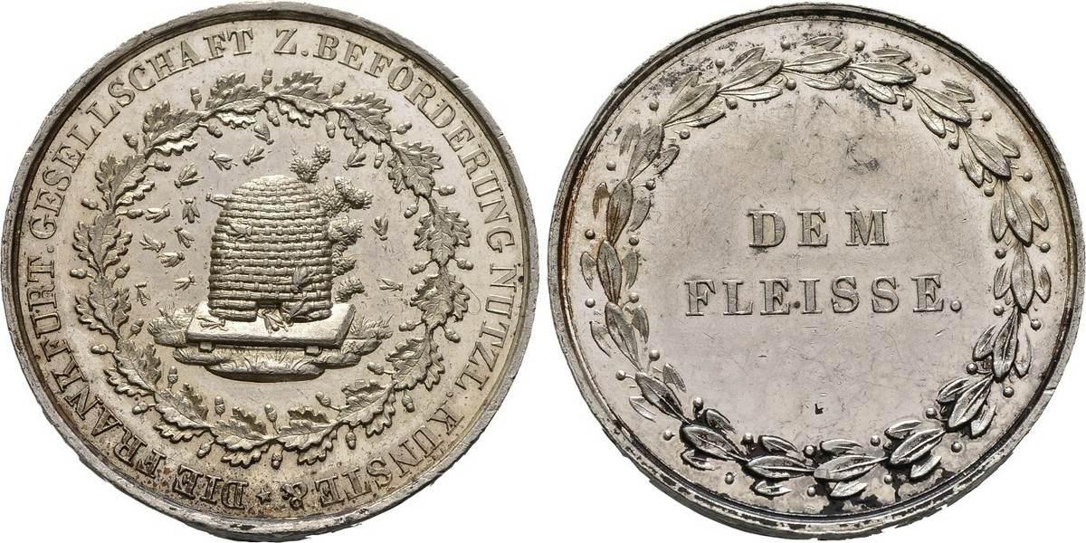 Prämie o.J. (seit 1846), Diverse Sehr schön +