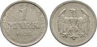 Mark 1925 A. WEIMARER REPUBLIK  Vorzüglich  50,00 EUR  +  8,00 EUR 运费