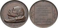 Belgien Bronzemedaille Leopold I. von Sachsen-Coburg-Gotha, 1831-1865