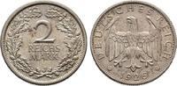 2 Mark 1926 J. WEIMARER REPUBLIK  Vorzüglich  37.44 US$  zzgl. 4.81 US$ Versand