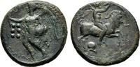 Bronze-Hemilitron 420/408 v. Chr. Sizilien  Sehr schön  300,00 EUR  + 6,00 EUR frais d'envoi