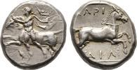 Drachme 420/395 v. Chr. Thessalien  Sehr schön/Vorzüglich  855.75 US$  zzgl. 4.81 US$ Versand