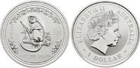 Dollar Unze 2004, Australien  Stempelglanz  75,00 EUR  +  8,00 EUR 运费