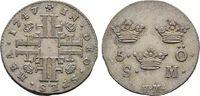 5 Öre 1747, Schweden Friedrich I. von Hessen-Kassel, 1720-1751, 1730 La... 80.23 US$  zzgl. 4.81 US$ Versand