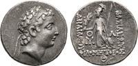 Drachme Jahr 9 (= 104/103 v. Chr. Kappadokien Ariarathes VII. Philometo... 175,00 EUR  + 6,00 EUR frais d'envoi