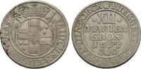 12 Mariengroschen 1694, Diverse Friedrich Christian von Plettenberg, 16... 60,00 EUR  + 6,00 EUR frais d'envoi