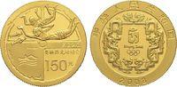 150 Yuan (1/3 Unze Feingold) 2008. China  Polierte Platte  440,00 EUR  +  8,00 EUR 运费