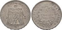 5 Francs 1849 A, Frankreich  Sehr schön +  75,00 EUR  + 6,00 EUR frais d'envoi
