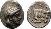 Trihemiobol 400/350 v. Chr. Ionien  Sehr schön  75,00 EUR  +  8,00 EUR 运费
