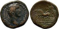 Sesterz 145/161. Kaiserliche Prägungen Antoninus Pius, 138-161. Fast se... 300,00 EUR  +  8,00 EUR 运费