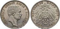 3 Mark 1913. SACHSEN, KÖNIGREICH Friedrich August III., 1904-1918 Fast ... 100,00 EUR  + 6,00 EUR frais d'envoi