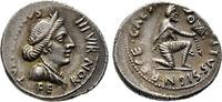 Denar 19 v. Chr., Kaiserliche Prägungen Augustus, 27 v. Chr.-14 n. Chr.... 1500,00 EUR 免费寄运