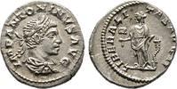 Denar 219/220 Kaiserliche Prägungen Elagabalus, 218-222. Vorzüglich  75,00 EUR  +  8,00 EUR 运费
