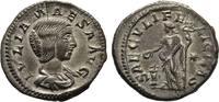 Denar,  Kaiserliche Prägungen Elagabalus für Julia Maesa. Sehr schön  80.23 US$  zzgl. 4.81 US$ Versand