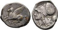 Stater 350/270 v. Chr. Argolis  Sehr schön  240.68 US$  zzgl. 4.81 US$ Versand