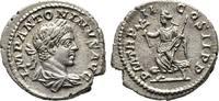 Denar 219 Kaiserliche Prägungen Elagabalus, 218-222. Vorzüglich  160.45 US$  zzgl. 4.81 US$ Versand