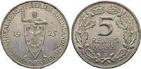 5 Mark 1925 G, WEIMARER REPUBLIK  Sehr schön  100,00 EUR  + 6,00 EUR frais d'envoi