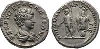 Denar 200/202, Kaiserliche Prägungen Septimius Severus für Geta. Sehr s... 100,00 EUR  +  8,00 EUR 运费