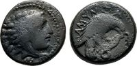 Bronze  Makedonien Amyntas, 393-369 v. Chr. Schön - Sehr schön  40,00 EUR  +  8,00 EUR 运费