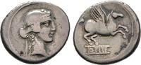 Denar 90 v. Chr., Republikanische Prägungen Q. Titius Sehr schön  53.48 US$  zzgl. 4.81 US$ Versand